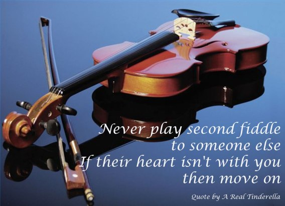 Playing-second-fiddle