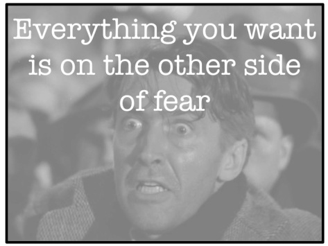 Quote re Fear